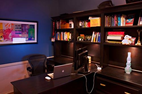Mac 20 - Decorar despacho profesional ...