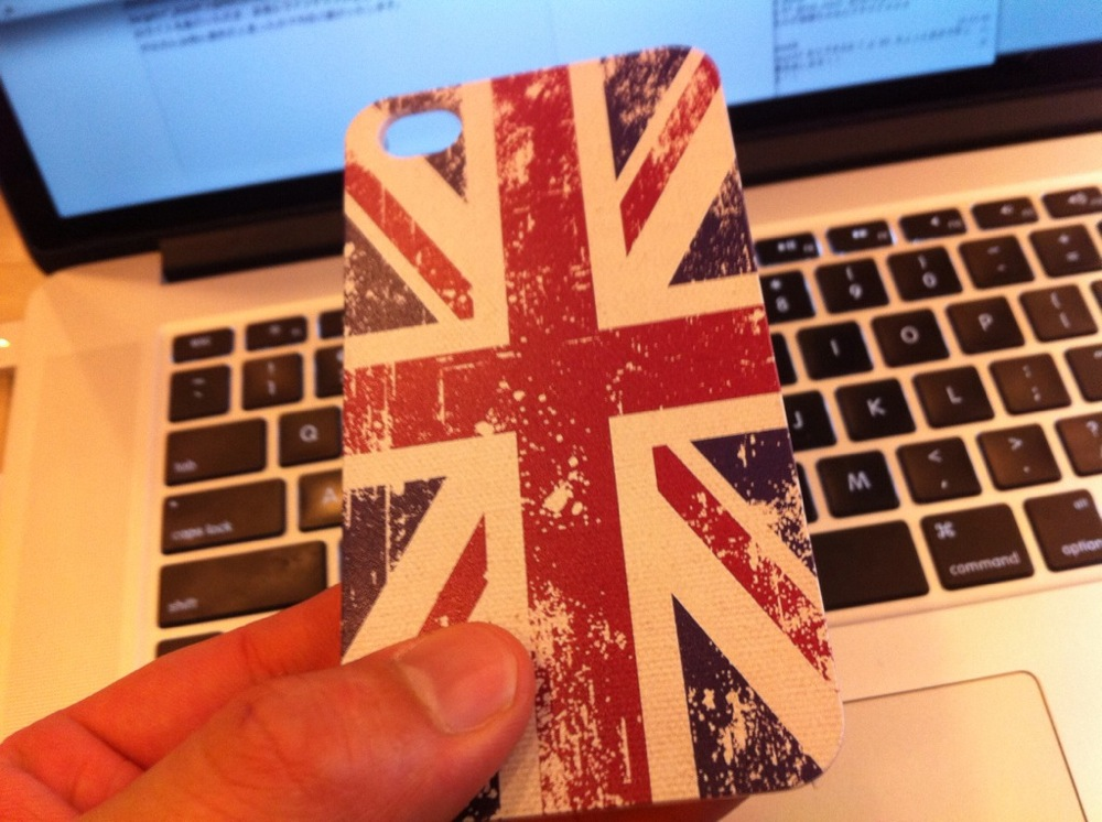めっちゃイギリスやん!