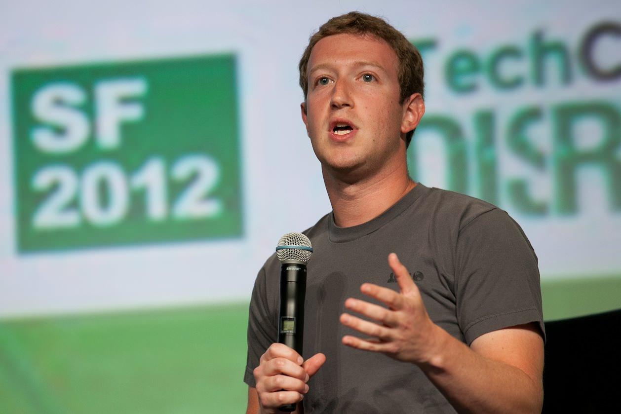 Facebookの創始者