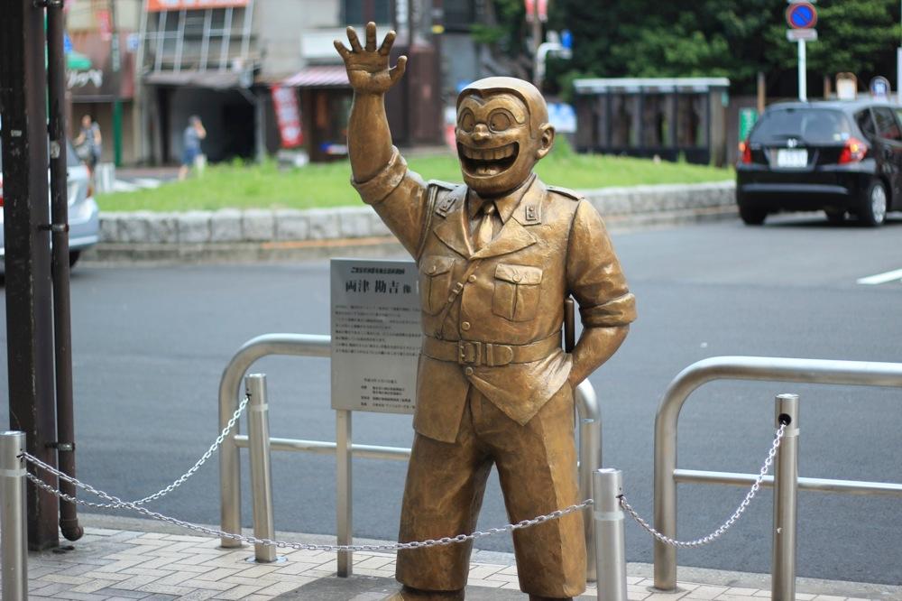 【東京龜有】到動漫中的場景追尋兩津勘吉的身影吧!