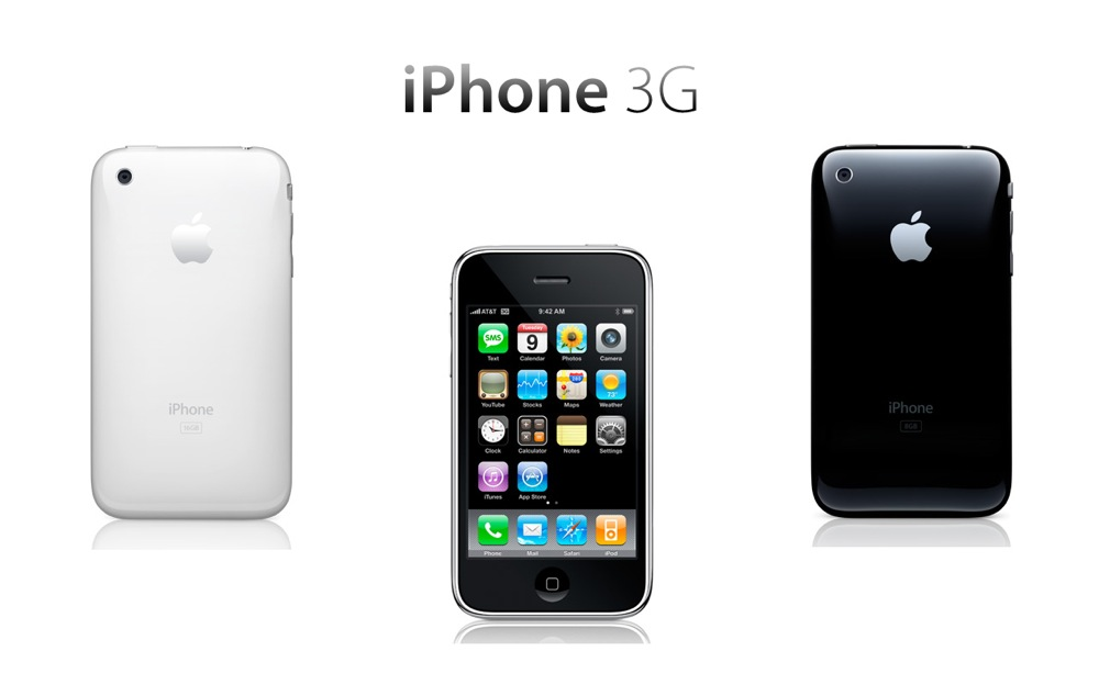 Iphone 3G Colors 3224