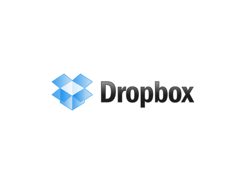Dropbox logo home