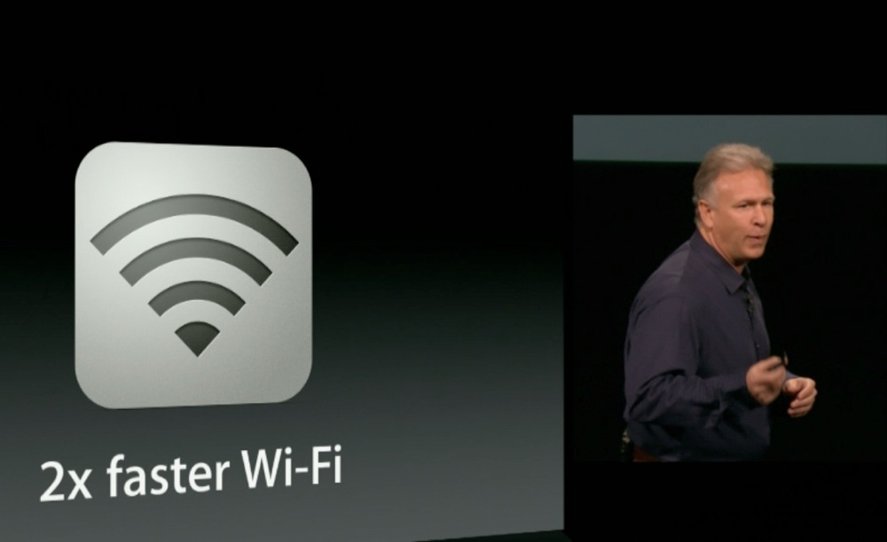 Ipad 4th generation keynote 07