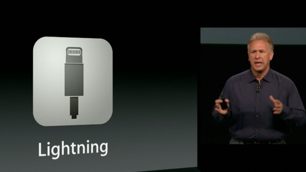Ipad 4th generation keynote 08