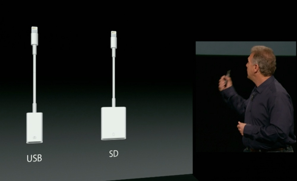 Ipad 4th generation keynote 09