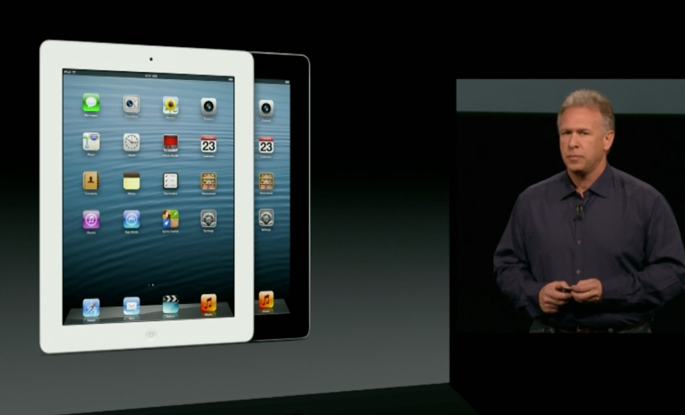 Ipad 4th generation keynote 11
