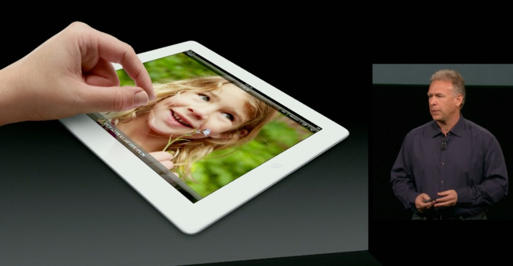 Ipad 4th generation keynote 12