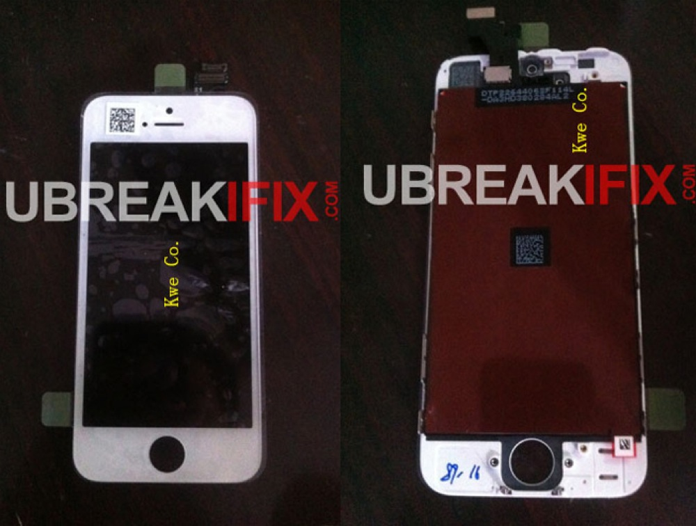 Iphone 5 front 1
