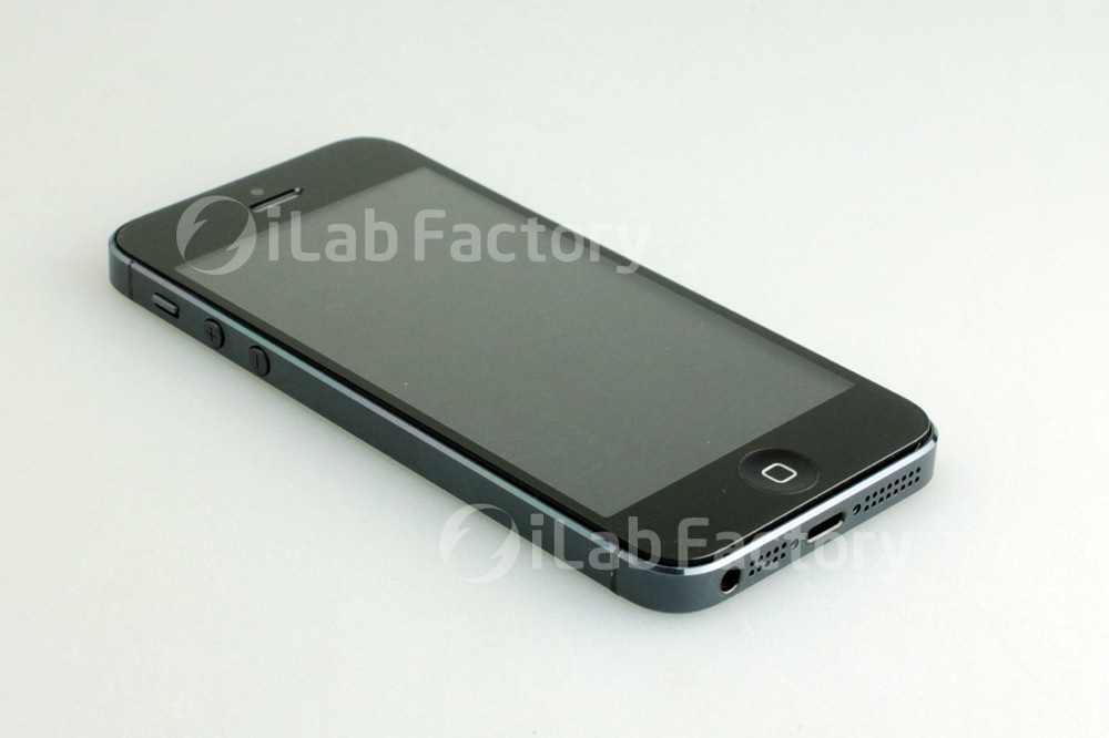 新しいiPhoneの表