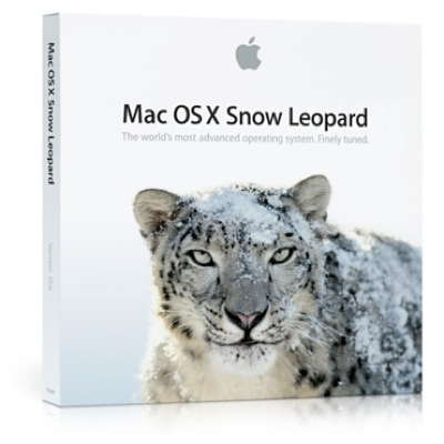 Mac osx snow leopard