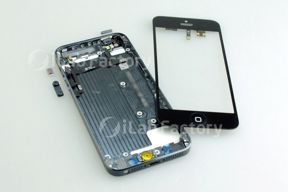 新しいiPhoneの分解写真
