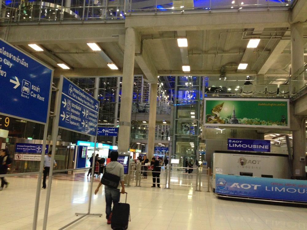 On thailand air line 07