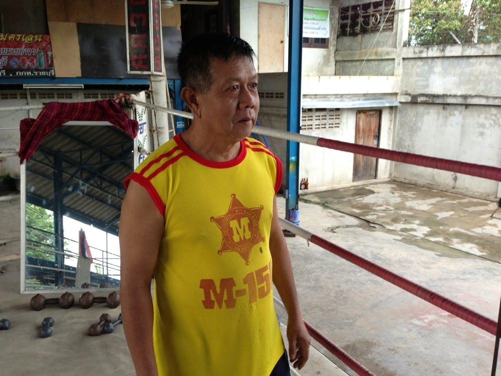 Phuengluang onesongchai gym 02