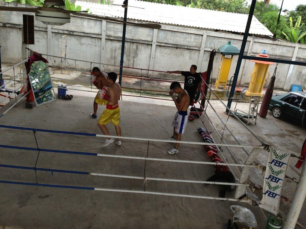 Phuengluang onesongchai gym 18
