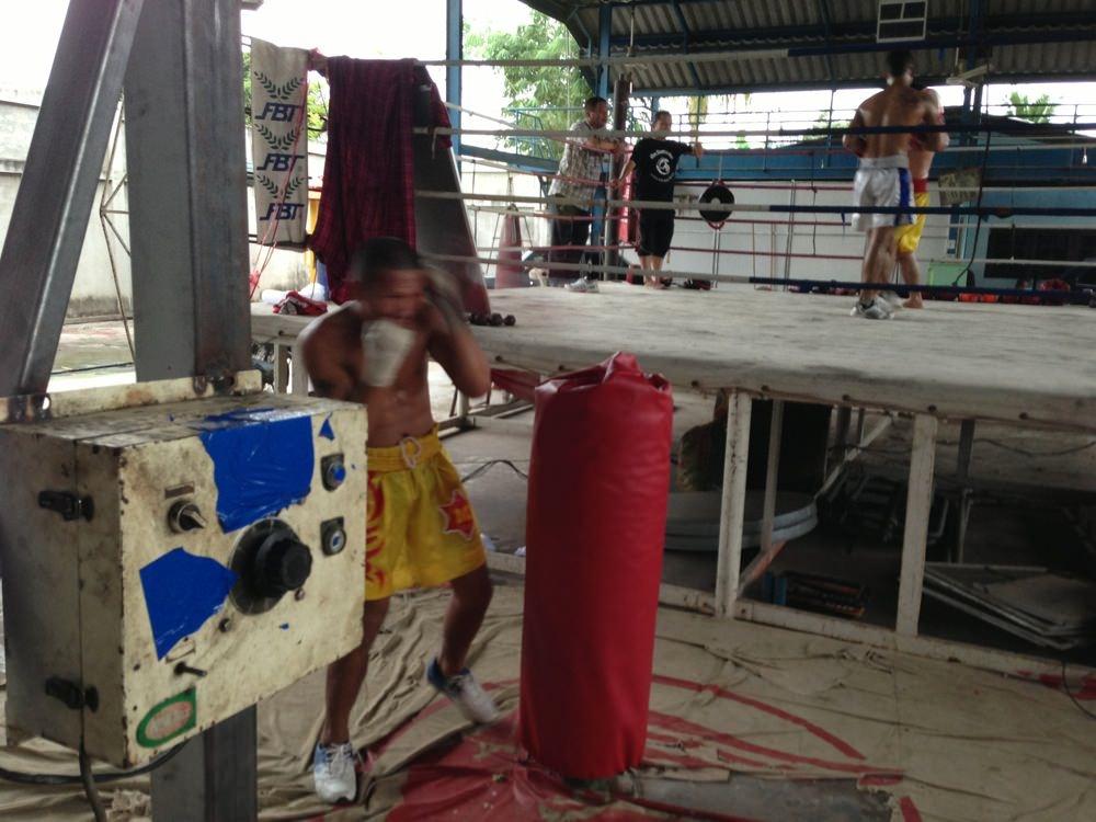 Phuengluang onesongchai gym 28