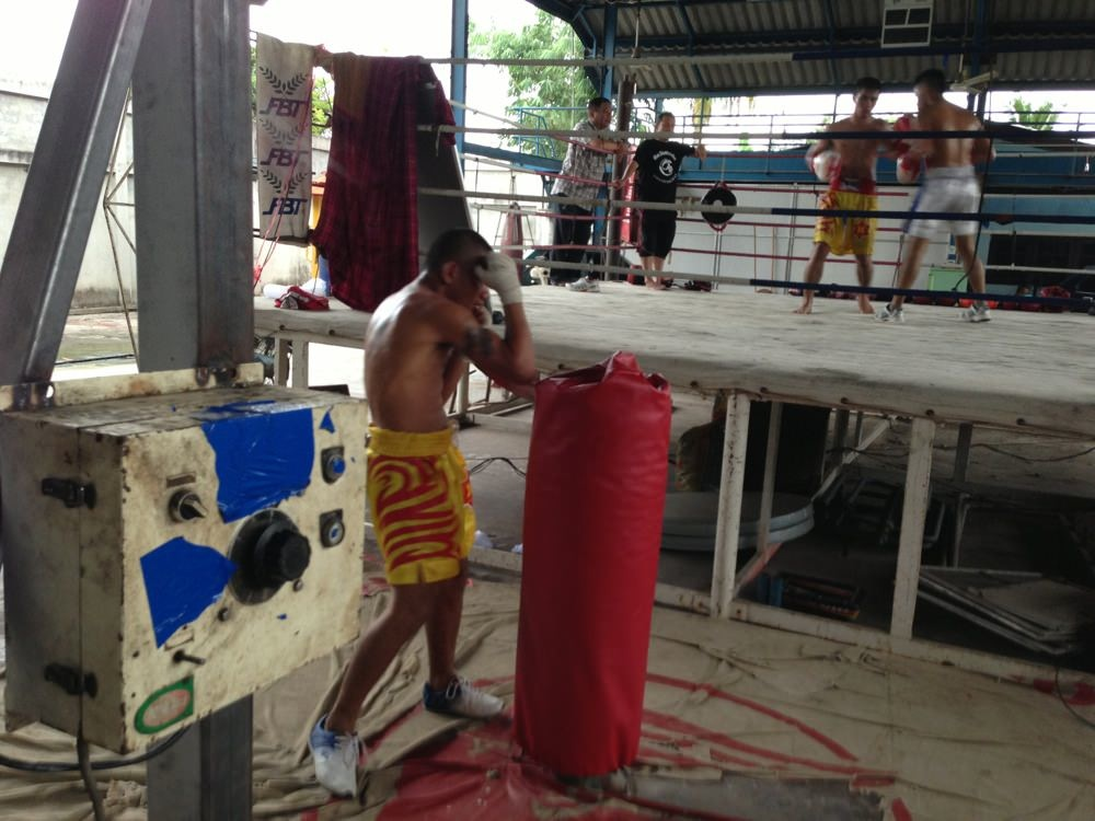 Phuengluang onesongchai gym 29