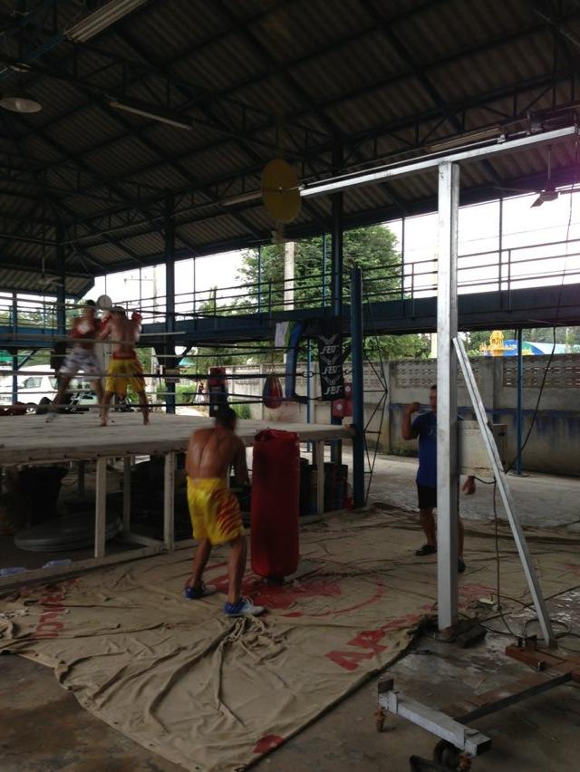 Phuengluang onesongchai gym 36
