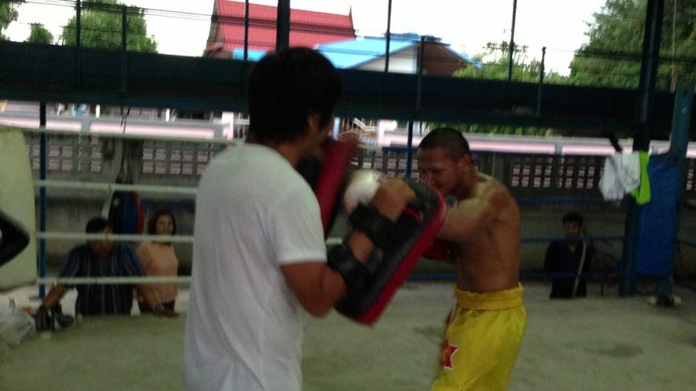 Phuengluang onesongchai gym 40
