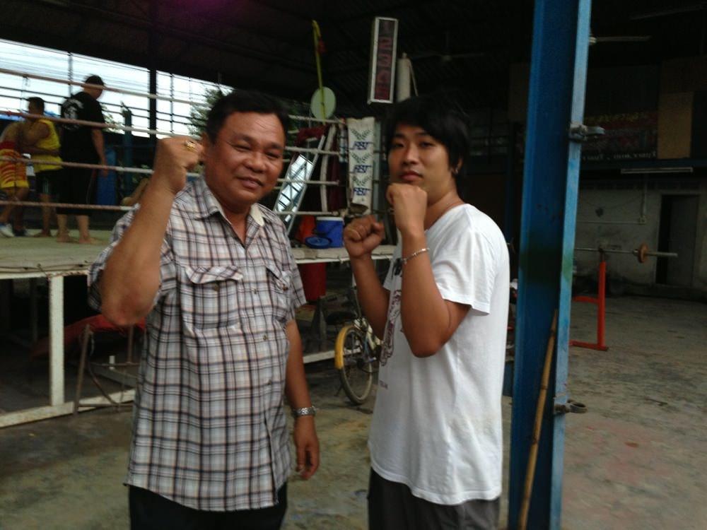 Phuengluang onesongchai gym 41