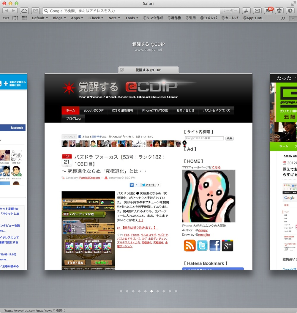 Safari for mac new function tab view sugeee 05