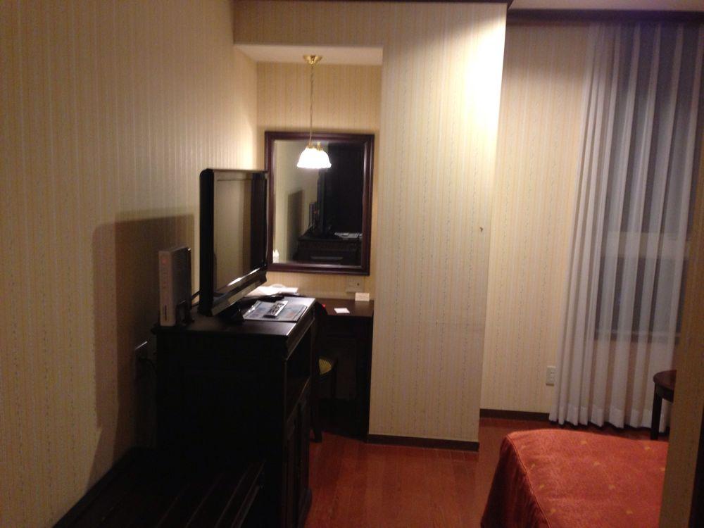 道後 山の手ホテルの部屋