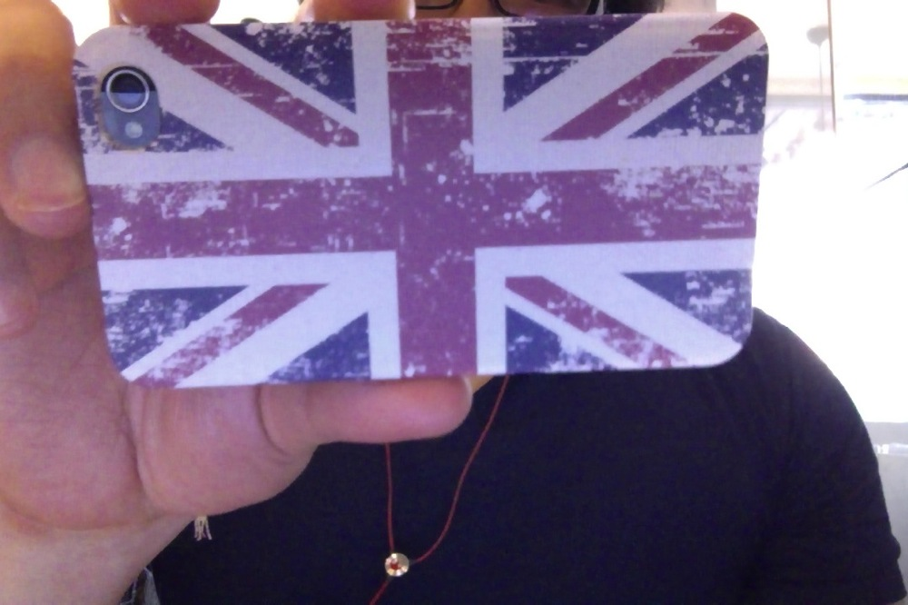 めっちゃイギリスやん!なケース
