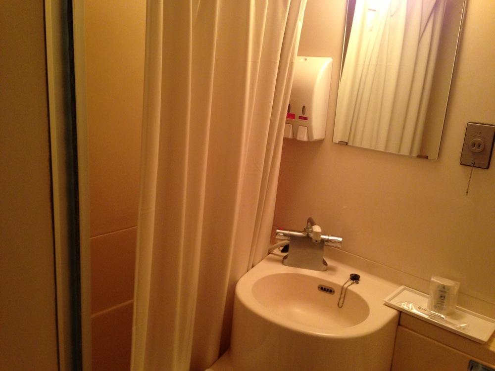 高松シティホテルのお風呂