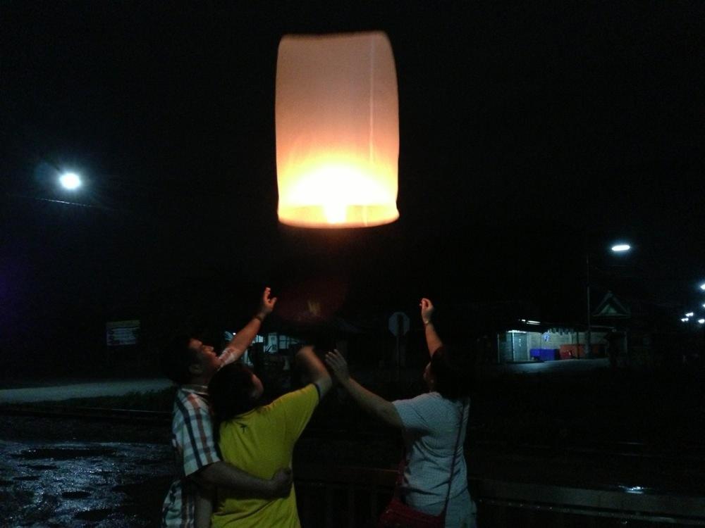 Thailand loi krathong festival 04