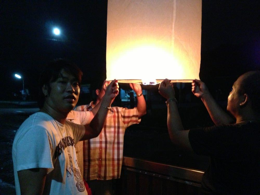 Thailand loi krathong festival 13