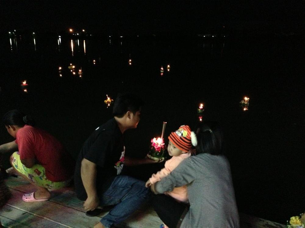 Thailand loi krathong festival 15