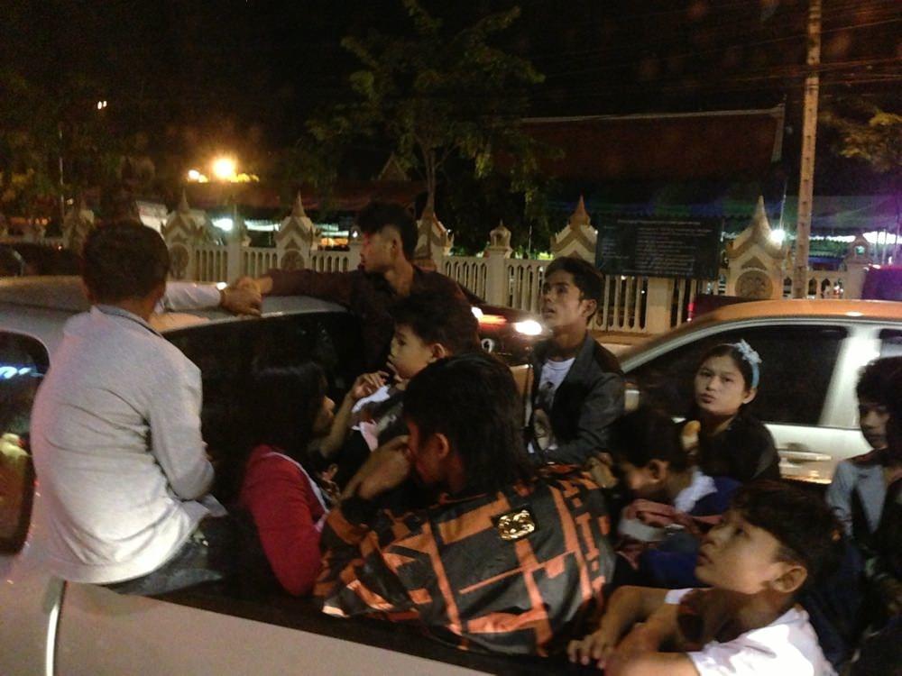 Thailand loi krathong festival 16