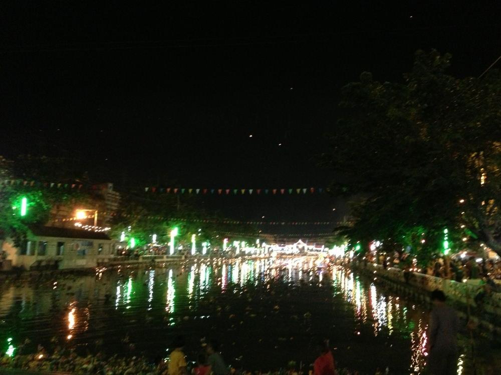 Thailand loi krathong festival 22
