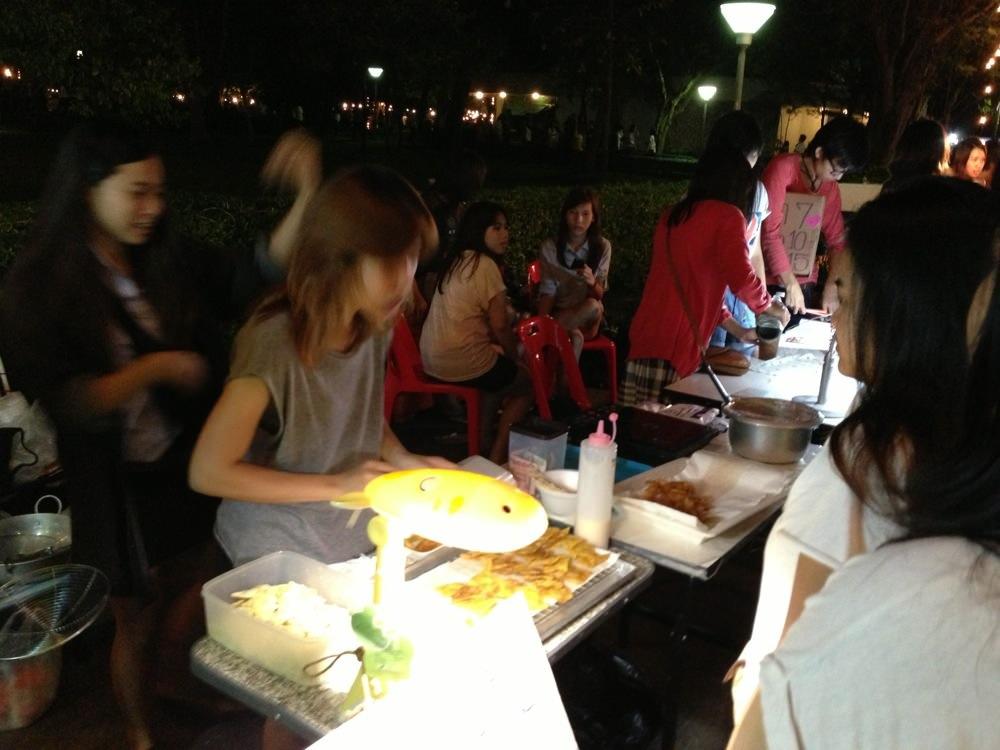 Thailand loi krathong festival 28