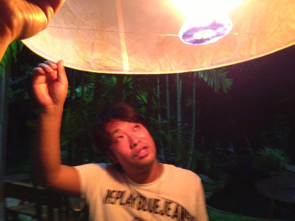 Thailand loi krathong festival 49