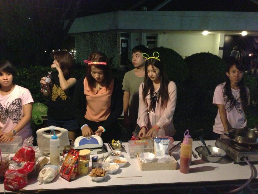 Thailand loi krathong festival 50