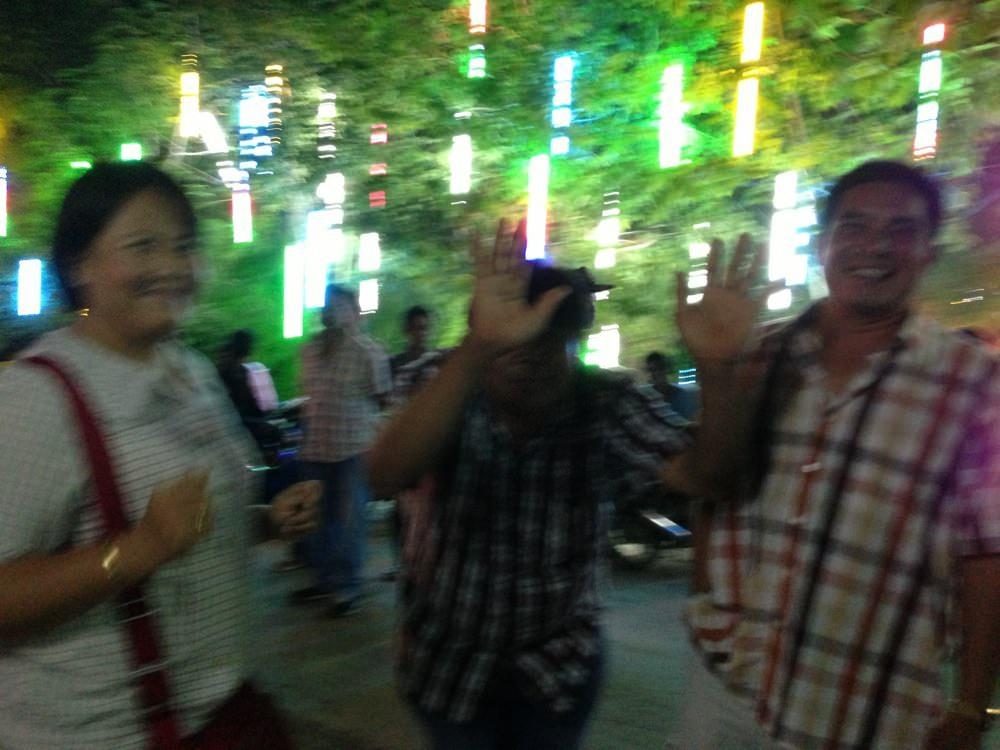 Thailand loi krathong festival 68