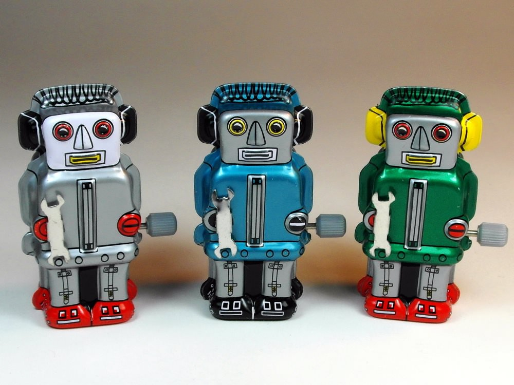 Sanko Seisakusyo robots