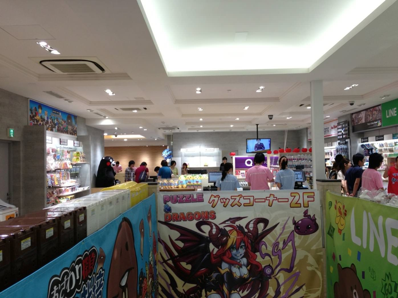 AppBank Store 新宿の2階フロア
