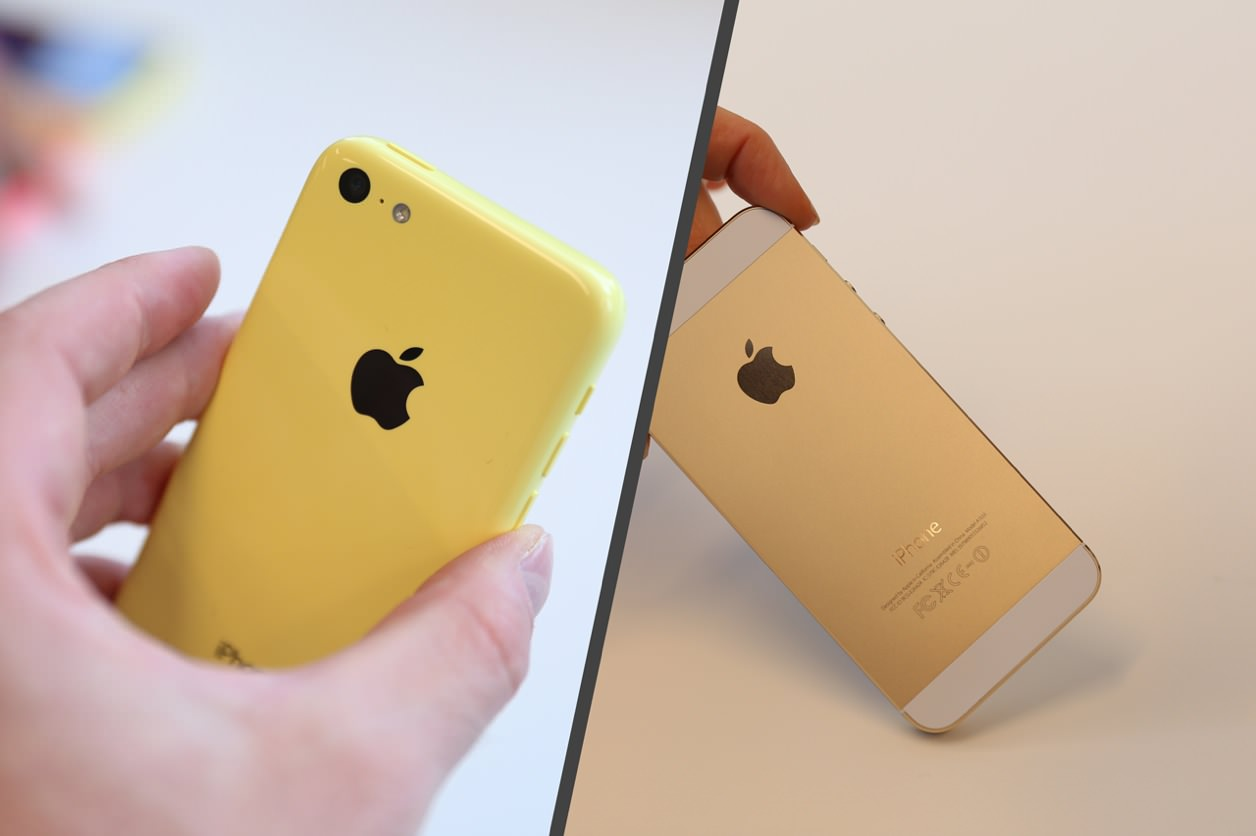Apple iphone5c 5s