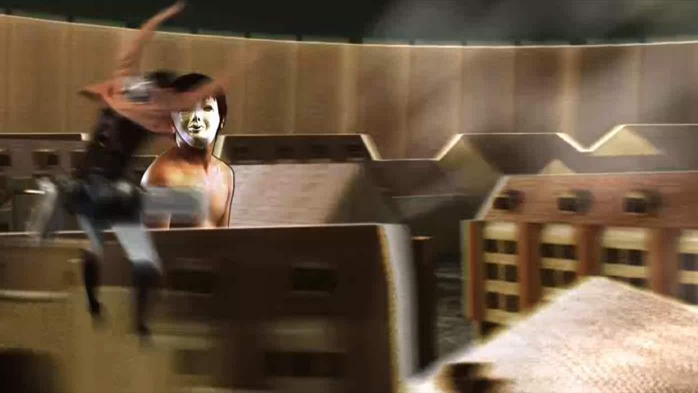 進撃の巨人の実写動画 06