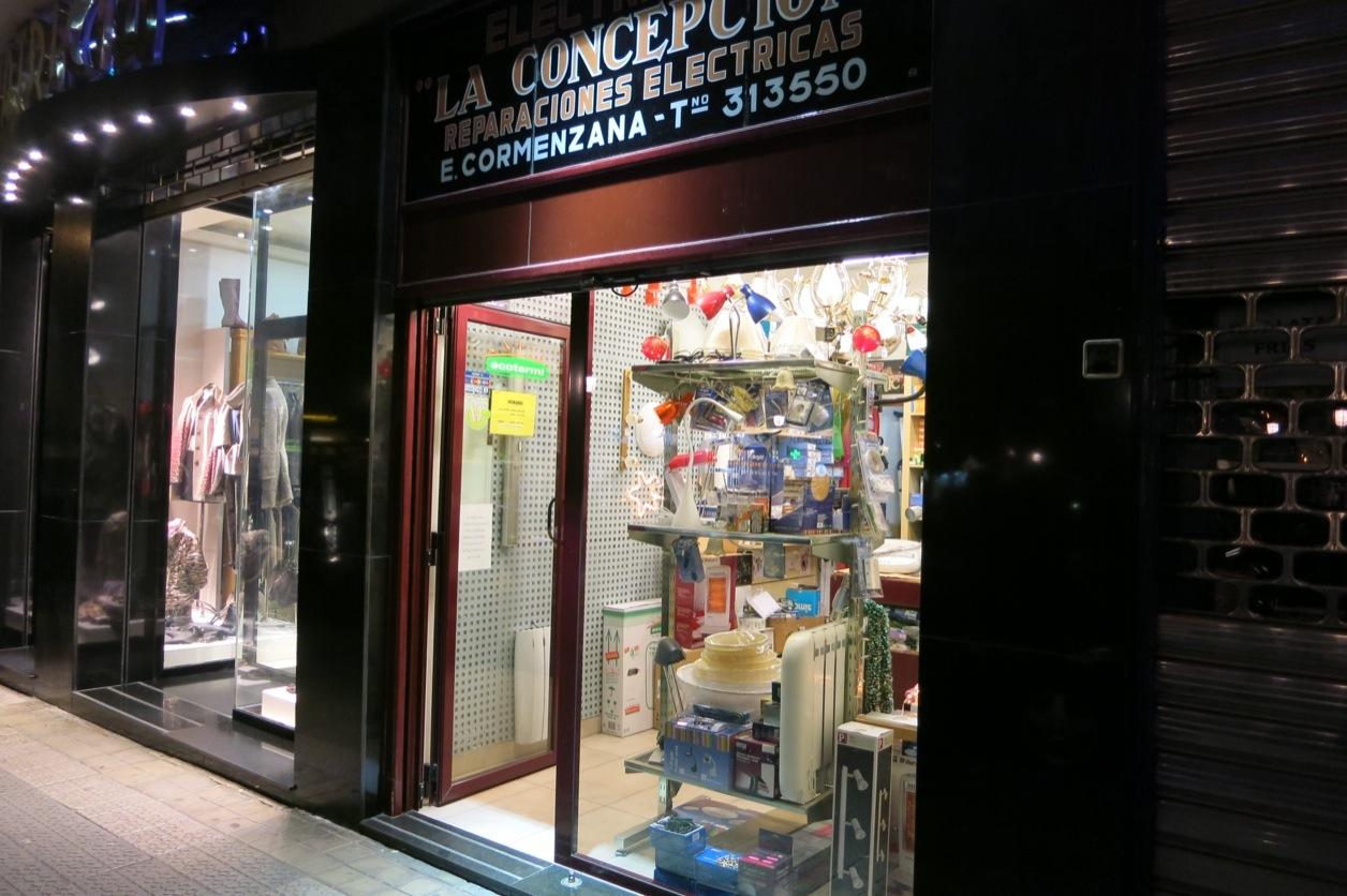 Bilbao socket store 1