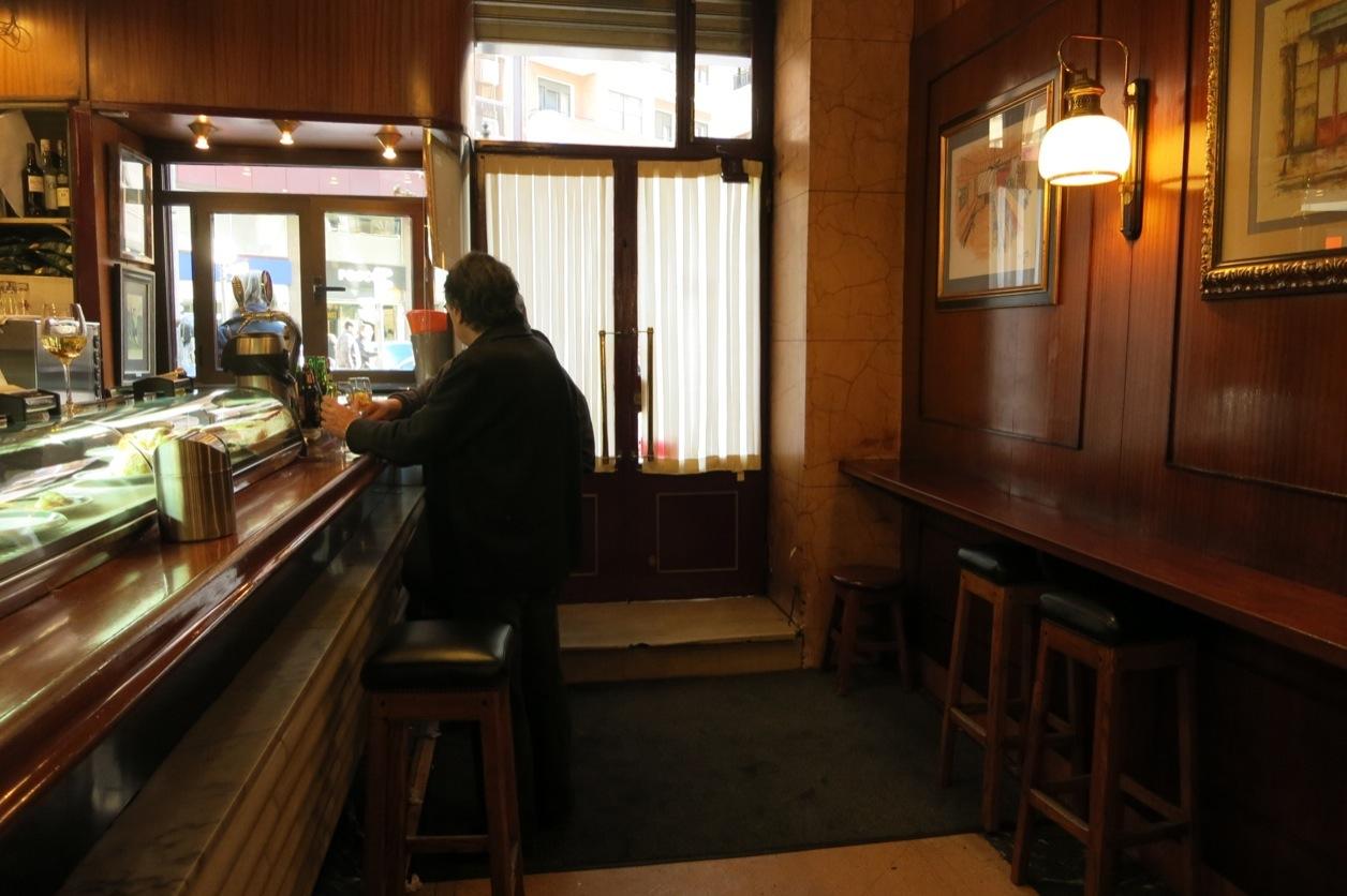 Bilbio restaurante kirol 13
