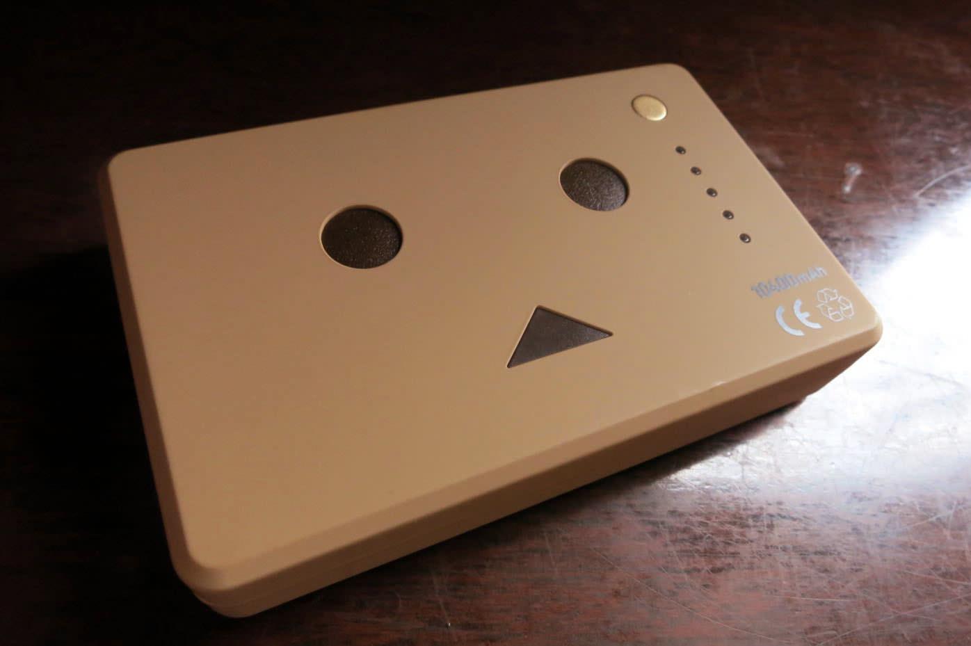 ダンボーのモバイルバッテリー