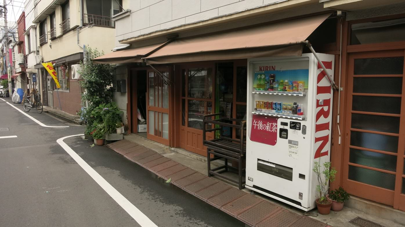 東京・千駄木 木村屋 00