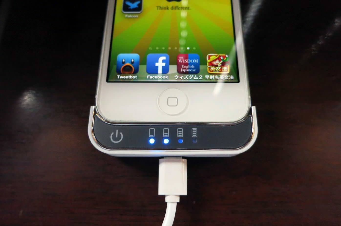 Fu shine power bank for iphone 5 08