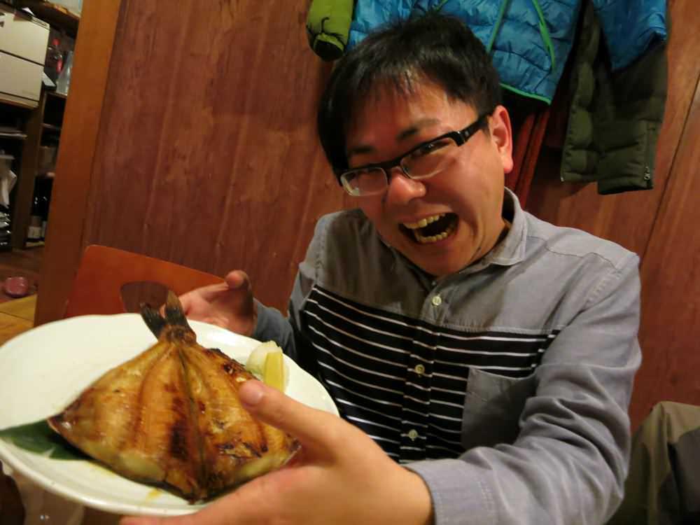 Hokkaido izakaya 20130301 39