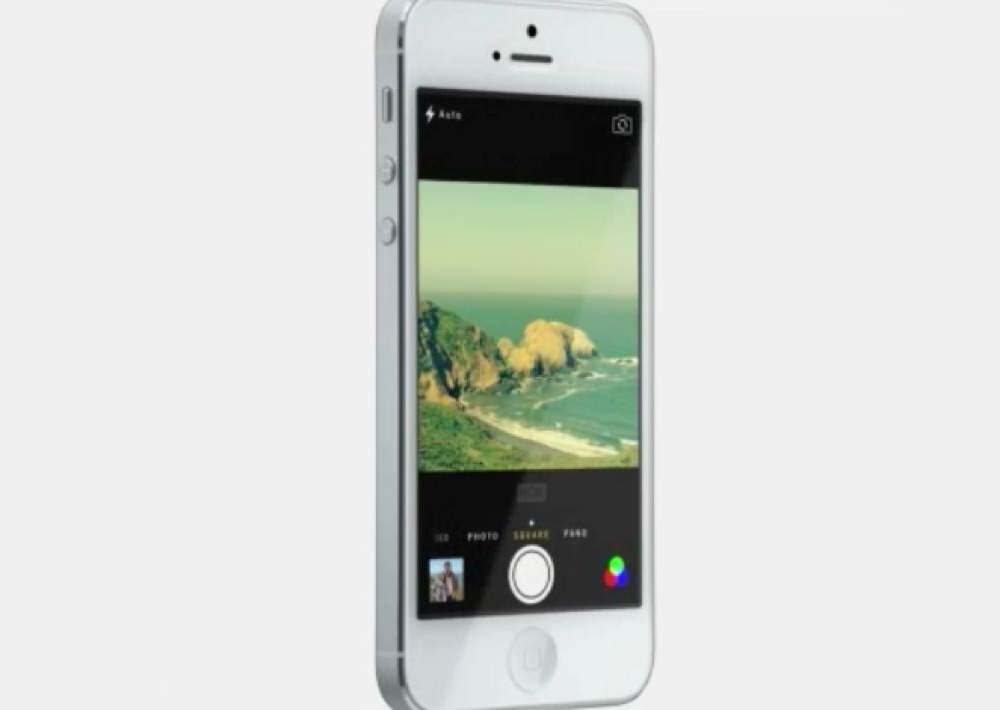 iOS 7のカメラ
