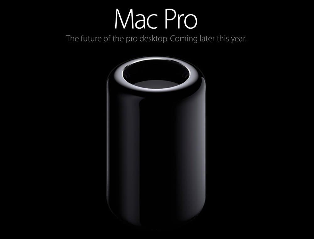Mac pro mid 2013
