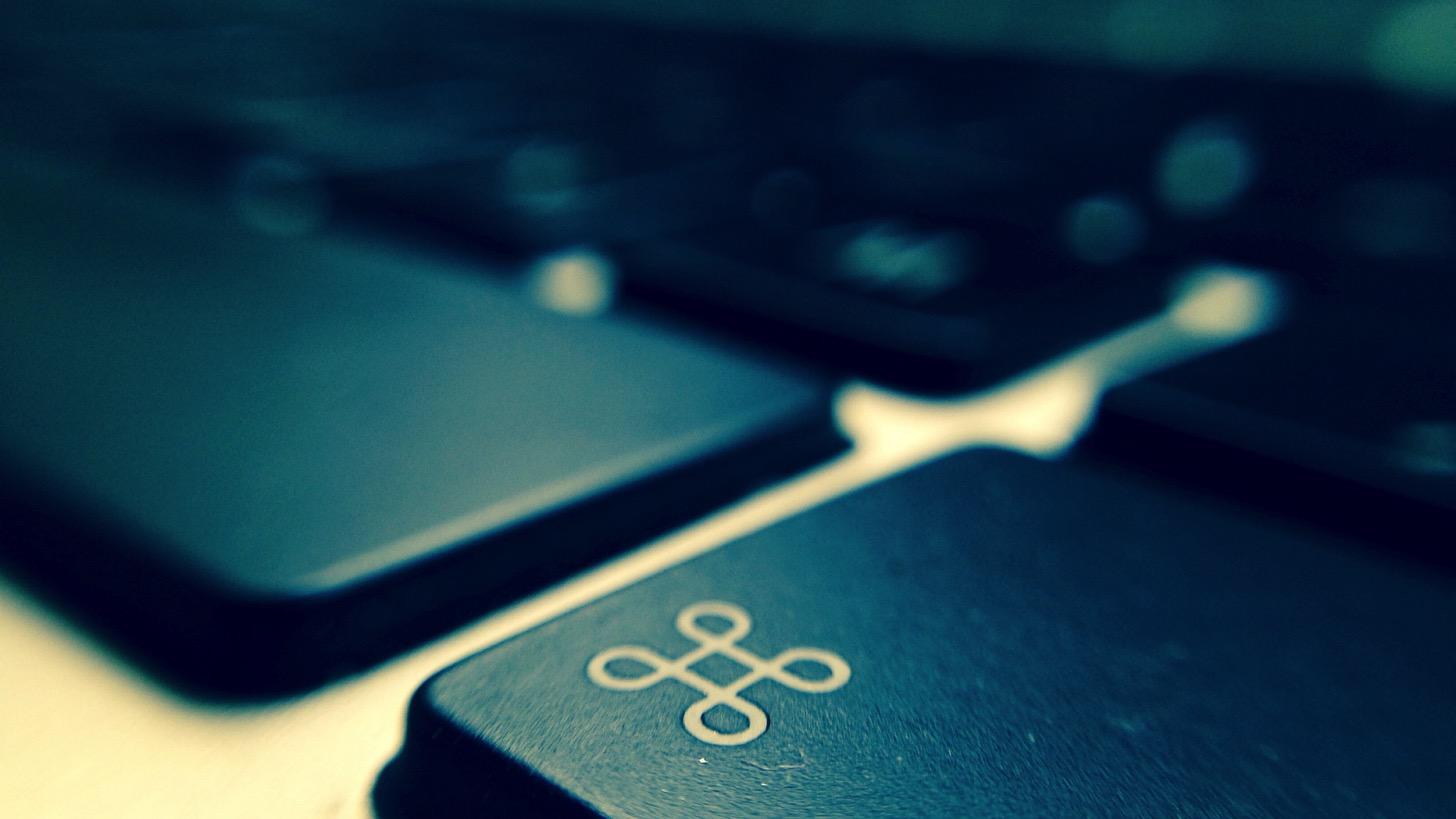 Macの使い心地のよさはキーボードの打ち心地からくるのかも。
