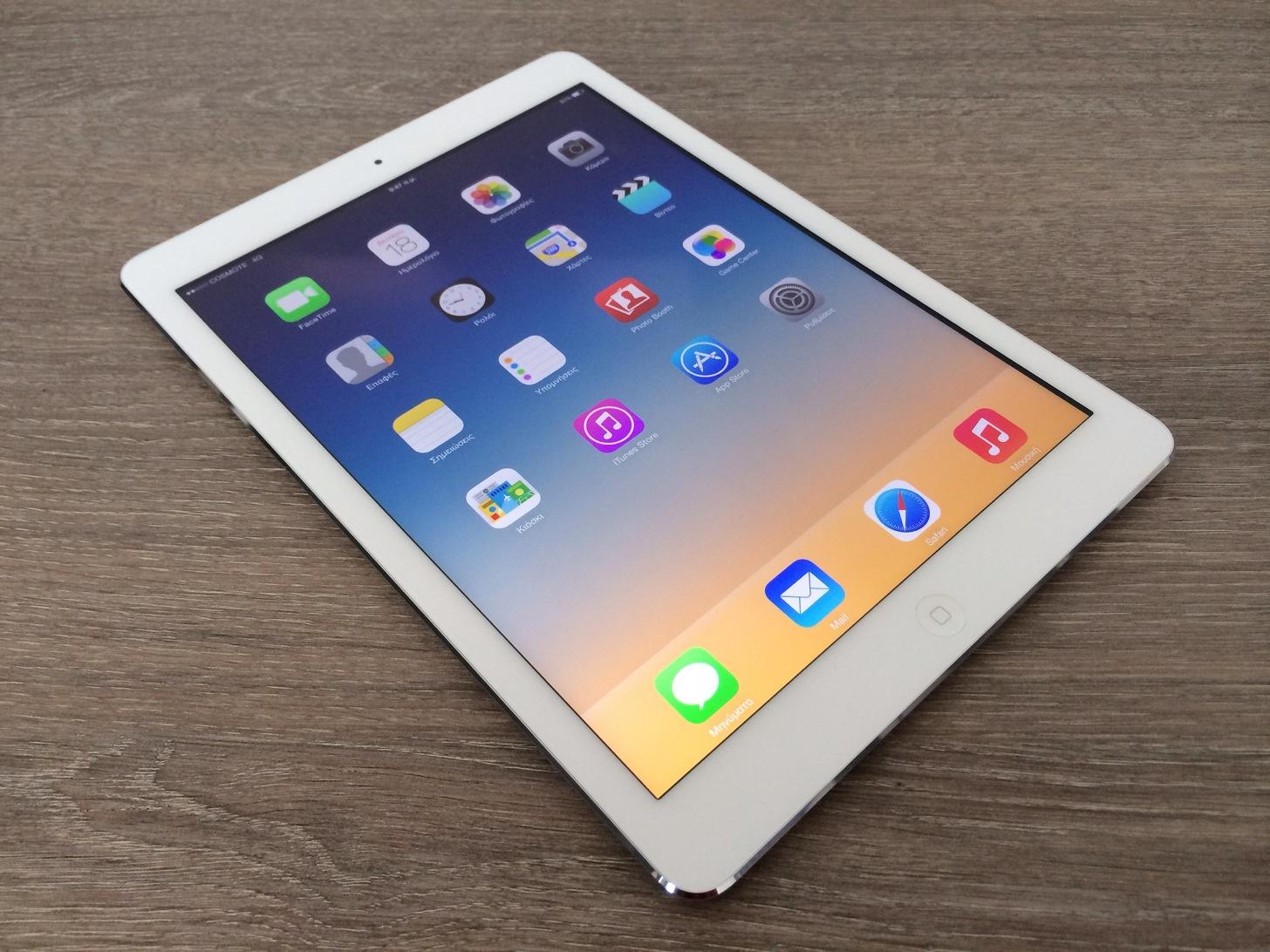 10月17日のAppleスペシャルイベントにはやはり指紋認証を搭載した新型iPad AirとiPad miniが発表されることが濃厚に。
